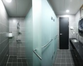 트윈룸 3인실 욕실